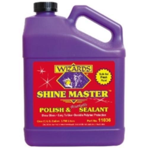Wizard Products 11036 Polish, Shine Master, Gallon
