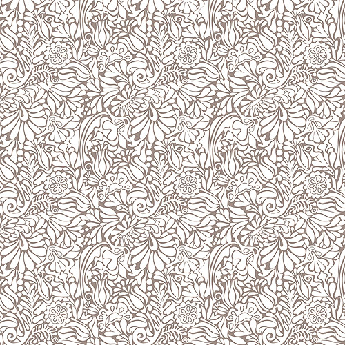 Con-Tact Brand Creative Covering Self-Adhesive Shelf Liner, Batik, Taupe