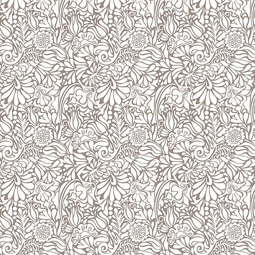 Con-Tact Brand Creative Covering Self-Adhesive Shelf Liner, Batik, Taupe