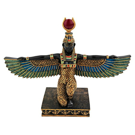 Design Toscano Isis, Egyptian Goddess of Beauty Statue](Egyptian Cat Goddess)