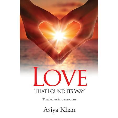 Love that found its way - eBook