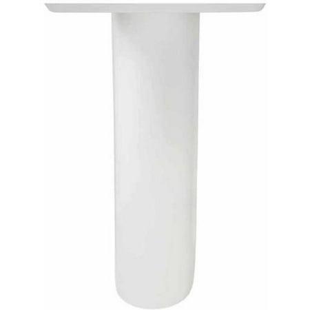 American Standard 0010.000.020 Pedestal Leg for Boulevard, Tropic Grande, and Tropic Petite Pedestal Sinks, Available in Various (Petite Bath Sink)