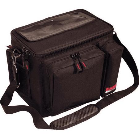 Gator Cases Field Recorder Utility Bag (Black, 600-Denier Nylon)