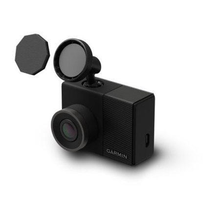 Garmin Dash Cam 45 010-01750-00 (Certified Refurbished) - Compact and Discreet GPS-enabled Dash Cam