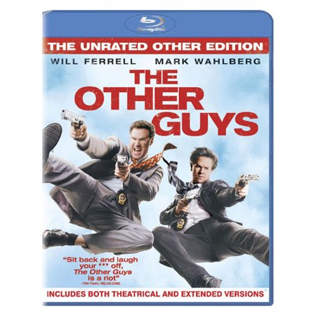 OTHER GUYS (BLU-RAY/UNRATED/DOL DIG 5.1/DDS) - image 1 de 1