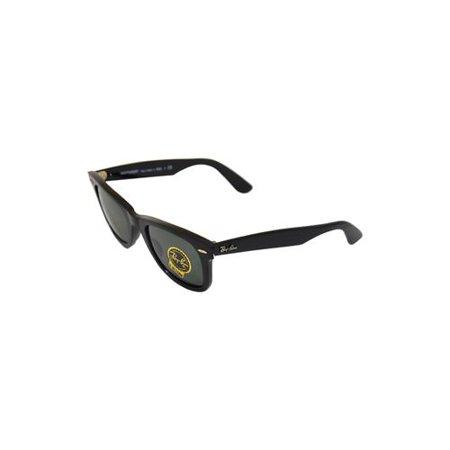 Ray Ban RB2140 Original Wayfarer Sunglasses - 901 Black  -