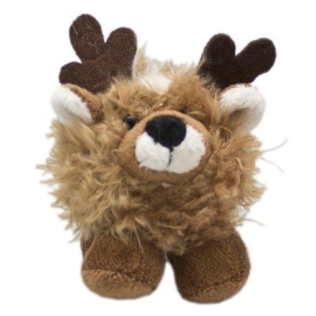 Li'l Fuzzy Pal Reindeer Dog Hybrid Plush Toy - By Ganz