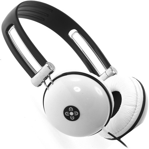 Moki Dome Headphones, White