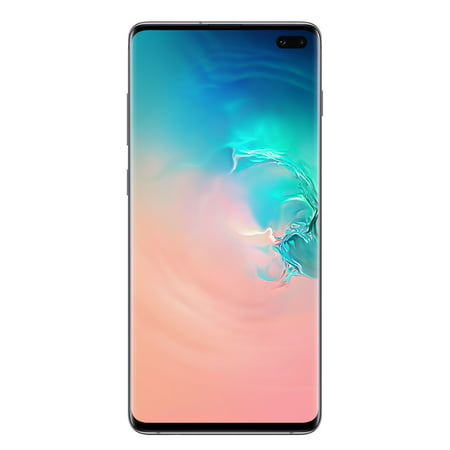 Samsung Galaxy S10+ 128GB, Prism White