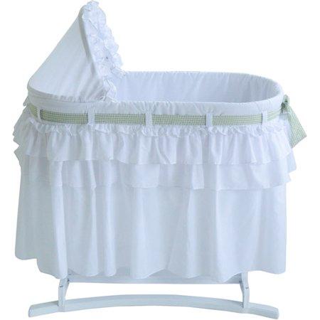 Baby Bassinet Skirt 12