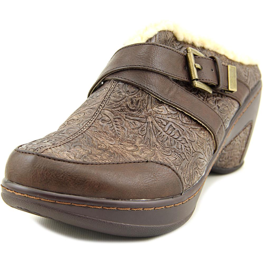 JBU by Jambu Sweden   Round Toe Synthetic  Clogs