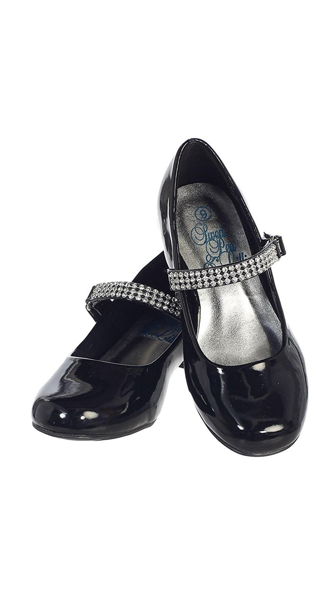 Off-White Girls Dress Shoes - Walmart.com