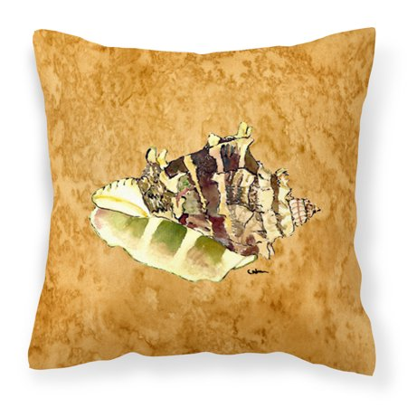 Shell Fabric Decorative Pillow