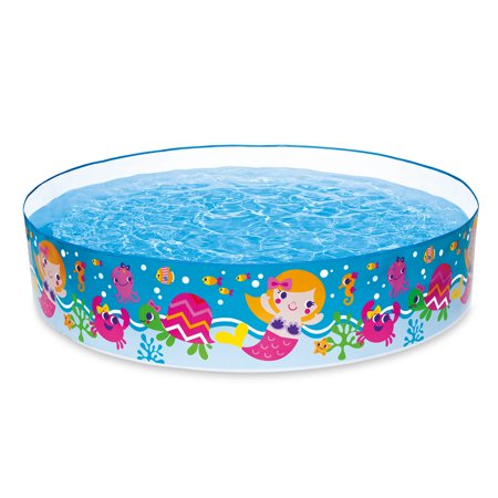 Intex 6ft x 15in Snapset Kids Pool, Design may vary