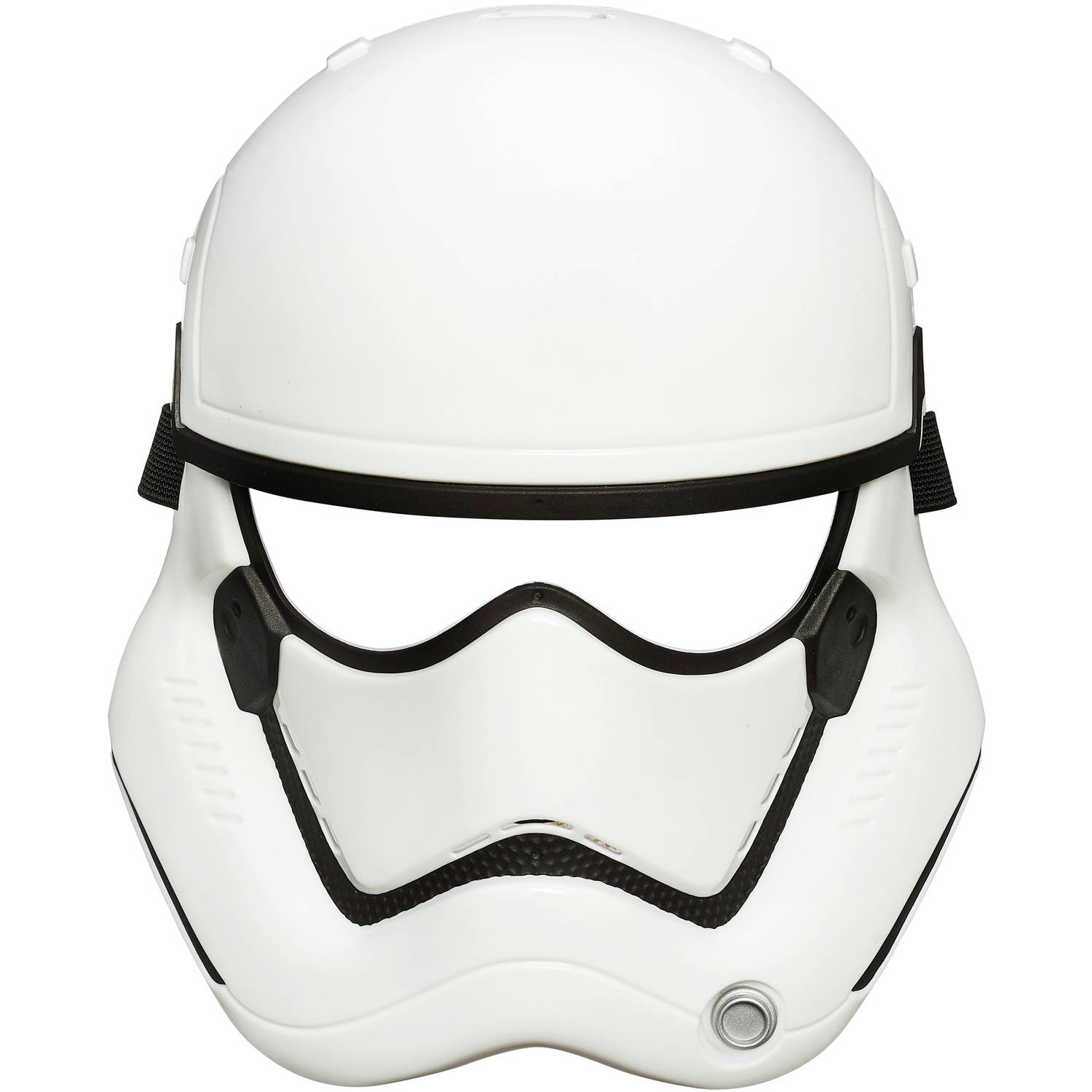 Star Wars First Order Strormtrooper Mask Costume Accessory