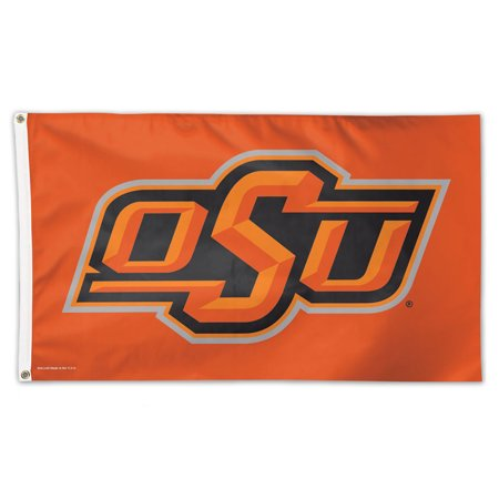 Oklahoma State Cowboys WinCraft 3' x 5' Deluxe Flag - No Size