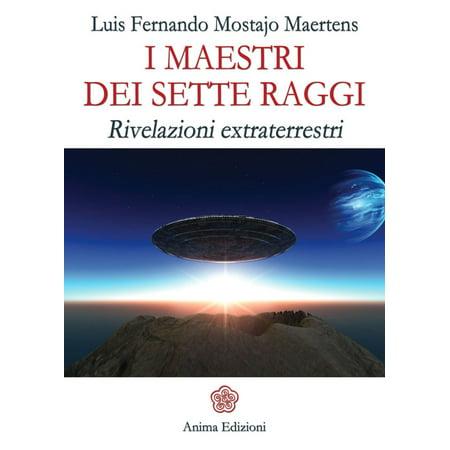 Maestri dei sette raggi (I) - eBook