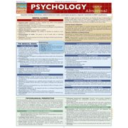 BarCharts 9781423223511 Psychology - Abnormal Quickstudy Easel