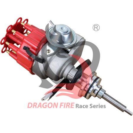 Brand New Ready to Run Small Cap Distributor for Dodge Mopar Big Block 413 426 440 V8 Oem Fit DDBBRR-DF ()