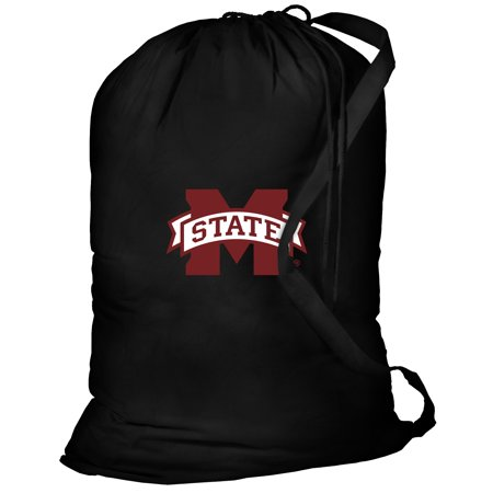 Mississippi State Laundry Bag MSU Bulldogs Clothes Bags