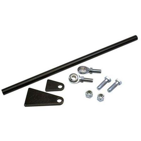 Universal Weld-On Rear Panhard Bar Track Rod Kit