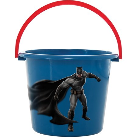 BATMAN V SUPERMAN TRICK OR TREAT PAIL (Halloween Pails Wholesale)