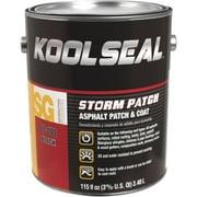 KST COATING KS0081100-16 Gal Uv Black Patch/Coat