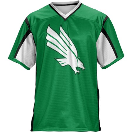 North Texas Football - ProSphere Men's University of North Texas Scramble Football Fan Jersey