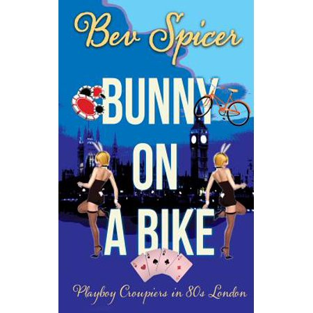 Bunny on a Bike : Playboy Croupiers in 80s London - Playboy Bunny Accessories