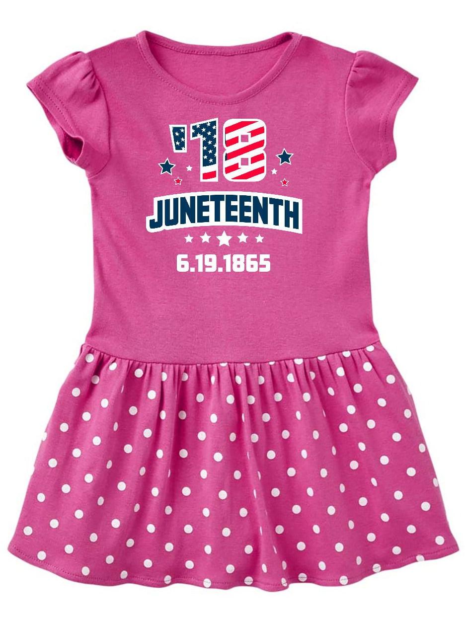 Juneteenth 2018 Toddler Dress