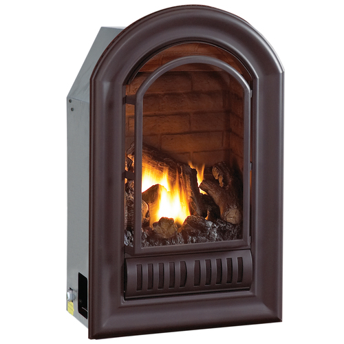 HearthSense A-Series Liquid Propane Vent Free Fireplace Insert 20,000 BTU by Vent-Free Fireplaces
