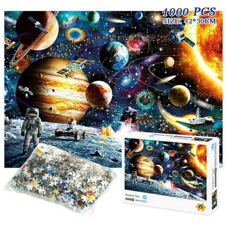 1000 Pieces For Adults And Kids Difficult MINI Jigsaw Puzzles Aegean Sea