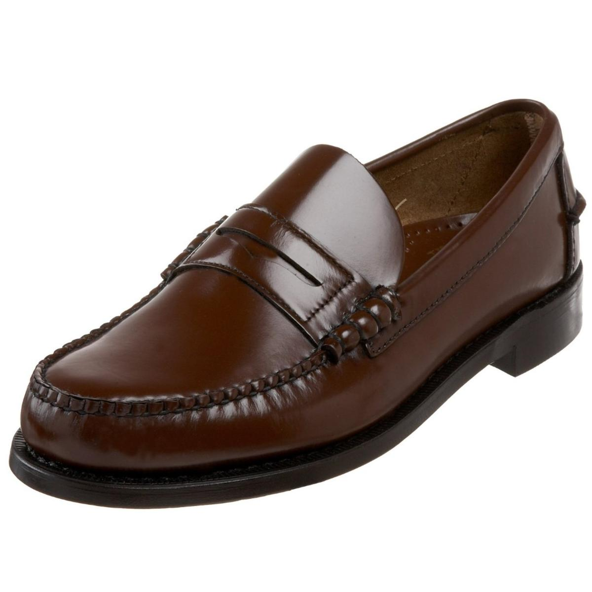 Sebago Men's Classic Whiskey Loafers by Sebago