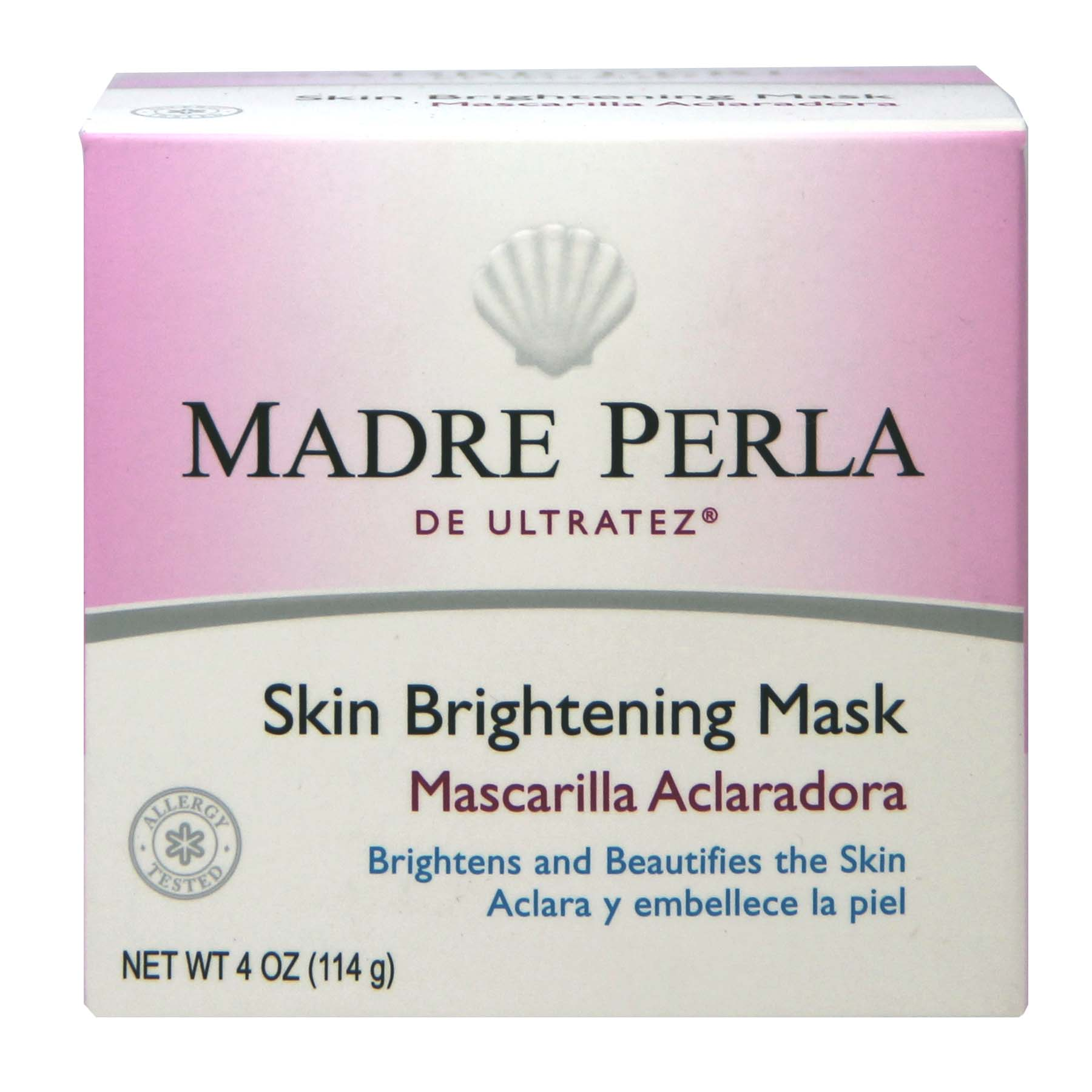 Madre Perla Fade Cream, 4 oz