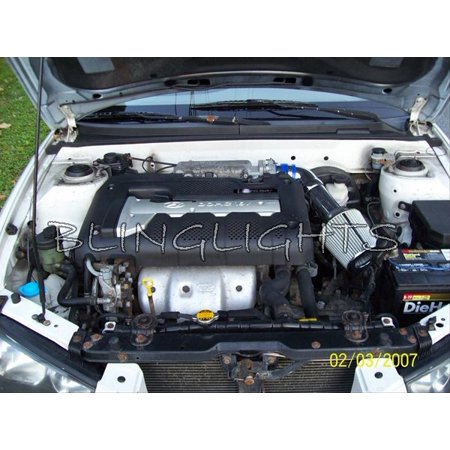 2001 2002 2003 2004 2005 2006 Hyundai Elantra Performance Engine Air Intake Gls Gt 1 6l 1 8l 2 0l