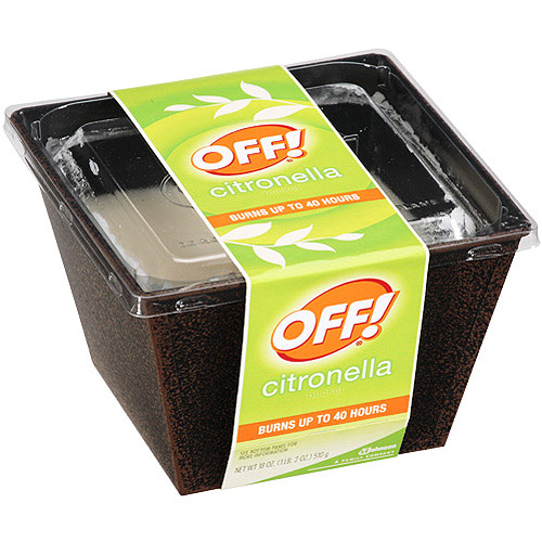 Off! Citronella Bucket, 18 oz