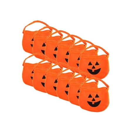 Trick or Treat Candy Bags -