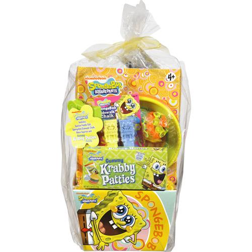 Frankford Nickelodeon Spongebob Squarepants Easter Basket Variety Pack Oz