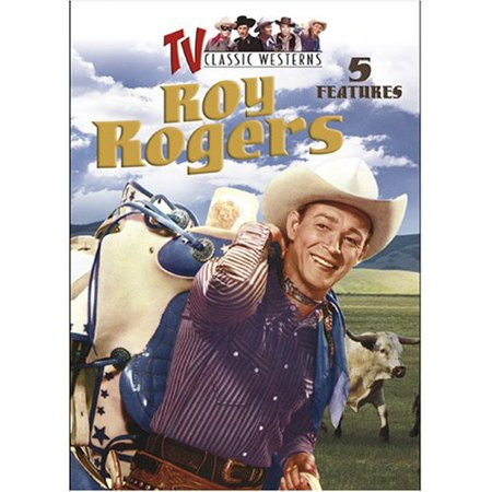 Roy Rogers: Volume 4 (DVD) -