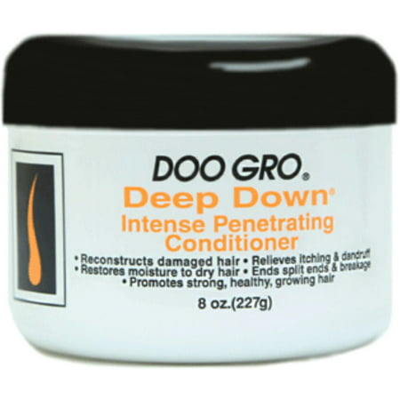 DOO GRO Deep Down Intense Penetrating Conditioner, 8 oz (Pack of