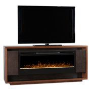 Dimplex Maddock Cafe Entertainment Center Electric Fireplace
