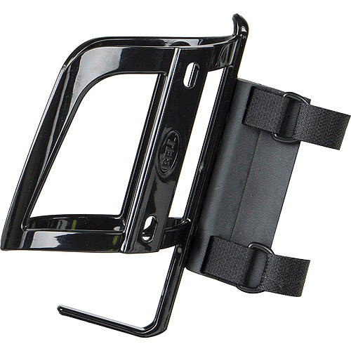 Bell Sports Clinch 600 Universal Bicycle Bottle Cage, Black