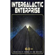 INTERGALACTIC ENTERPRISE: 60+ Space Sci-Fi Novels in One Edition - eBook