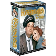 The Honeymooners Lost Episodes: 1951-1957: The Complete Restored Series by MPI HOME VIDEO