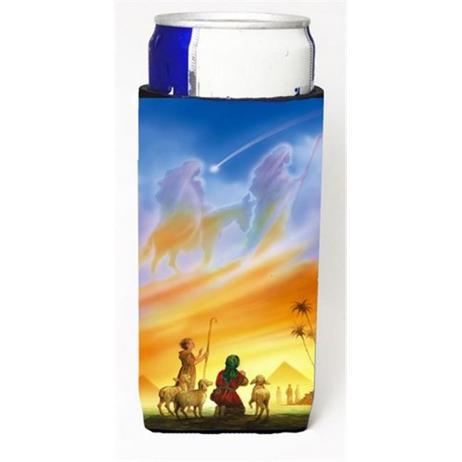 Carolines Treasures APH0939MUK Shepherds Being Guided Christmas Michelob Ultra Can coolers for Slim Cans - image 1 de 1