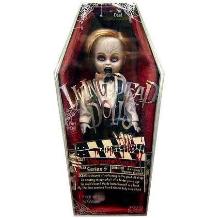 Living Dead Dolls Series 5 Vincent Dolls - Living Dead Dolls Halloween Series