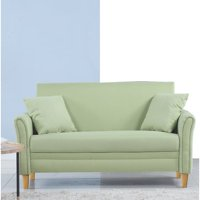 Madison Home USA Modern Loveseat