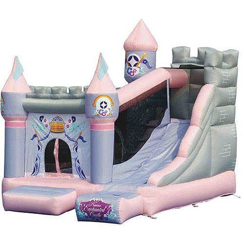 KidWise Enchanted Princess Castle Bounce House