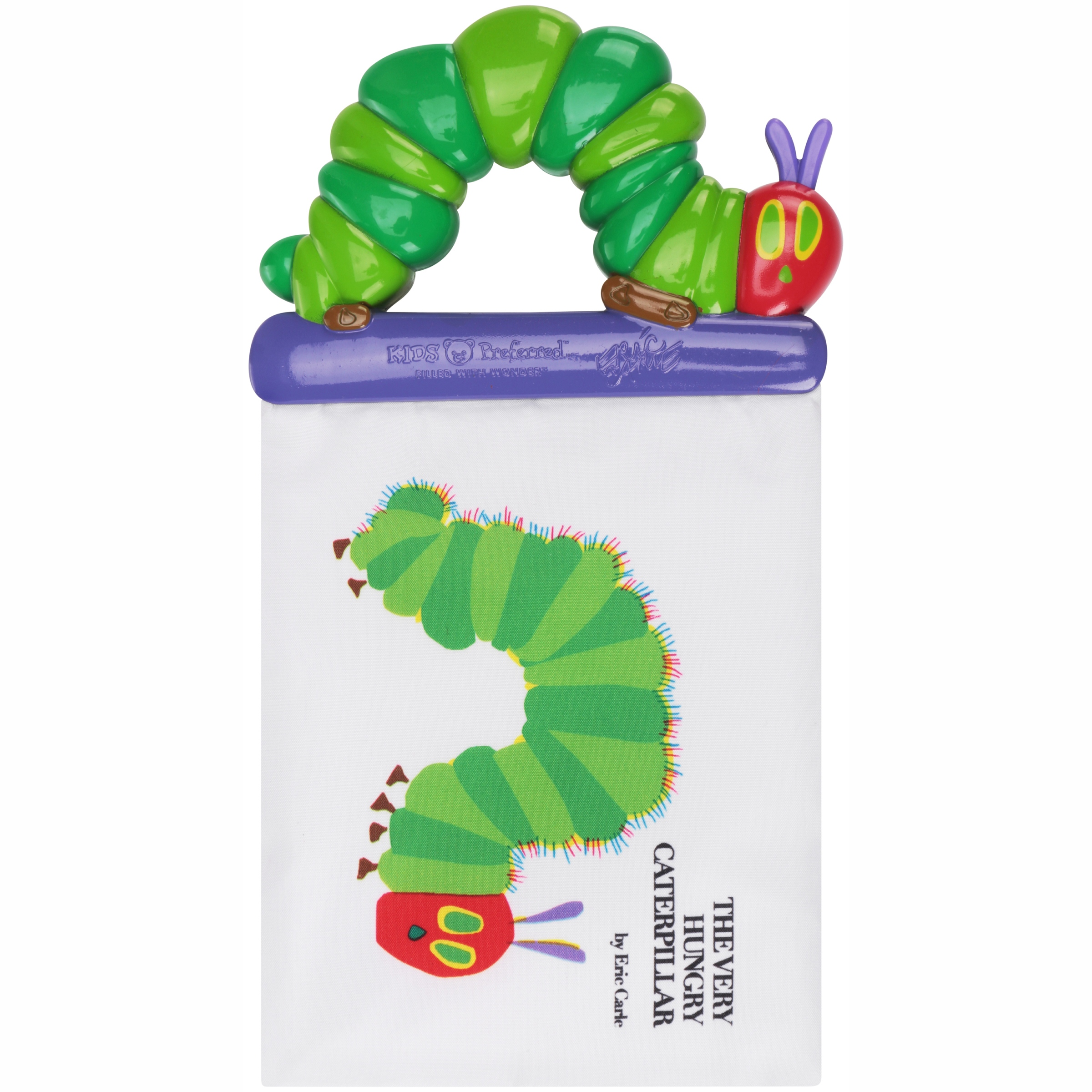 The World of Eric Carle The Very Hungry Caterpillar Soft Book