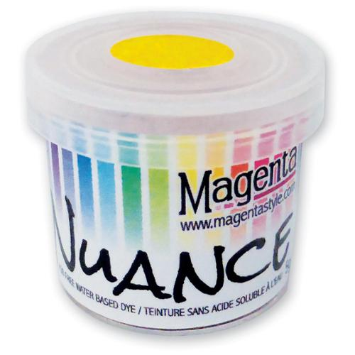 Magenta Nuance Powdered Dye-Bright Yellow